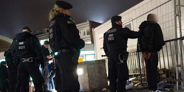 Sex-Mob in ganz  Deutschland unterwegs