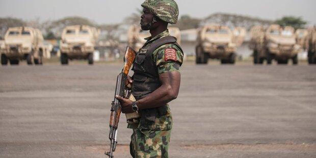 Sicherheitskräfte töteten 400 Menschen