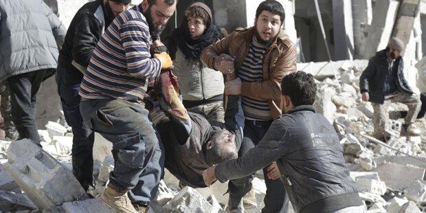 Tote bei Bombenanschlag in Damaskus
