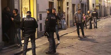 Police Italien