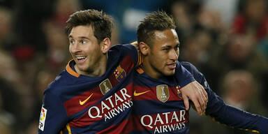 Barca schießt Rapid-Gegner 7:0 ab