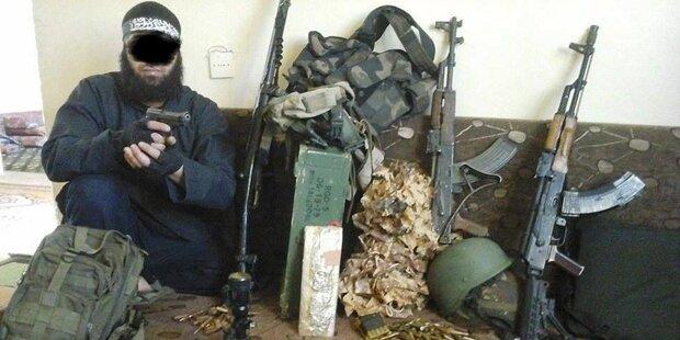 IS-Terrorhelfer in der Schweiz verhaftet