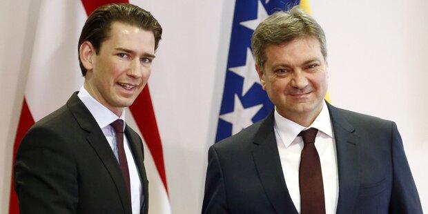 Bosnien-Herzegowina will offiziell zur EU