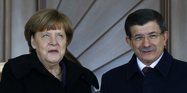 Flüchtlinge: Merkel zu Besuch in Türkei