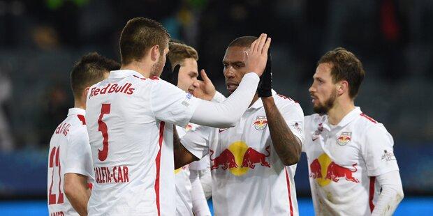 ÖFB-Cup: Salzburg steuert auf Titelverteidigung zu