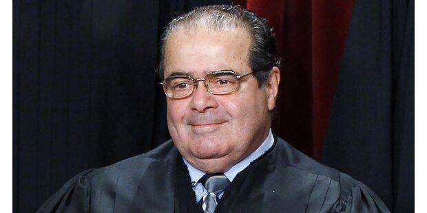 Tod von Supreme-Court-Richter wühlt US-Politik auf