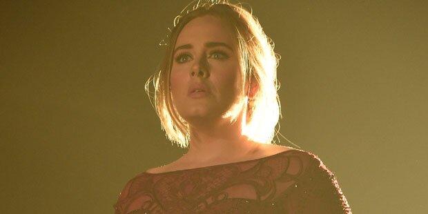 Adele: Peinliche Sound-Panne