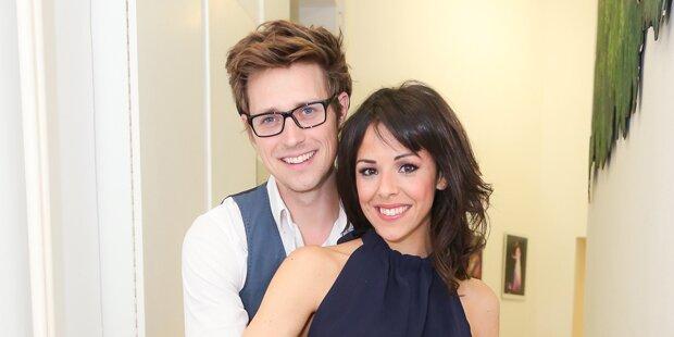 Marjan und Lukas haben geheiratet