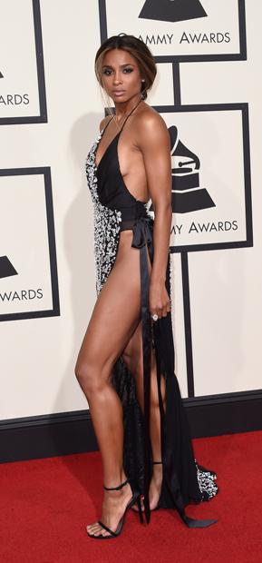 Ciara auf den Grammys