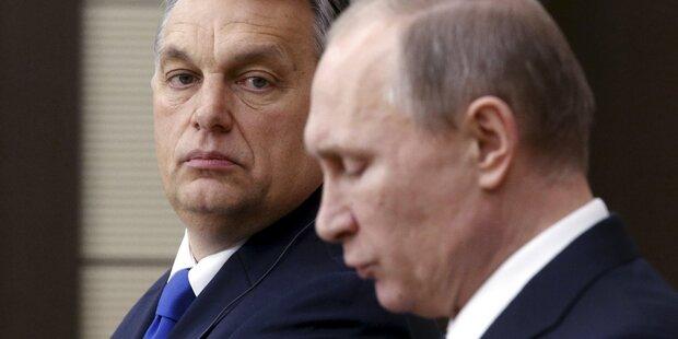 Kommt jetzt der Putin-Orban-Pakt?