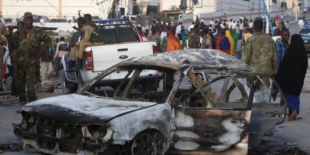 Mehrere Tote bei Terror-Anschlag in Somalia