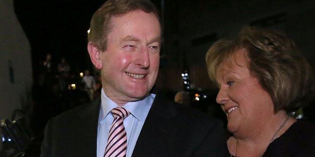 Premier Kenny: Mitte-Links-Koalition abgewählt
