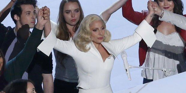 Lady Gaga: Familie wusste nicht von Missbrauch