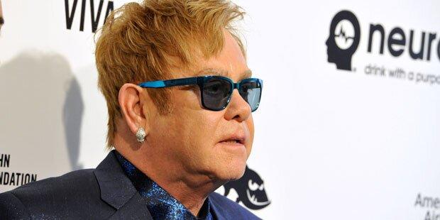 Elton John von Bodyguard verklagt
