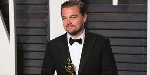 Leonardo DiCaprio: Neue Flamme?