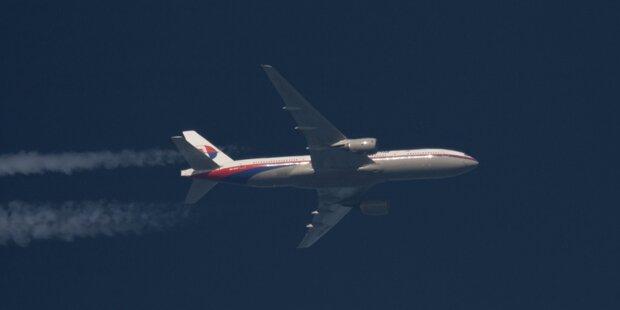 Karte zeigt: Hier soll Maschine von Geisterflug MH370 abgestürzt sein