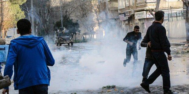 Elf Tote bei Kämpfen zwischen Armee und PKK