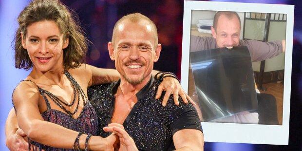 Dancing Stars: Gery Keszlers Knie kaputt