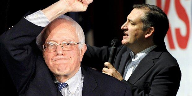 US-Vorwahl: Wer wo gewonnen hat