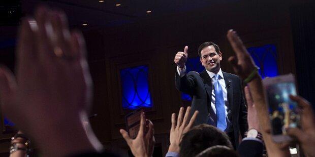 US-Vorwahl: Rubio gewinnt in Puerto Rico