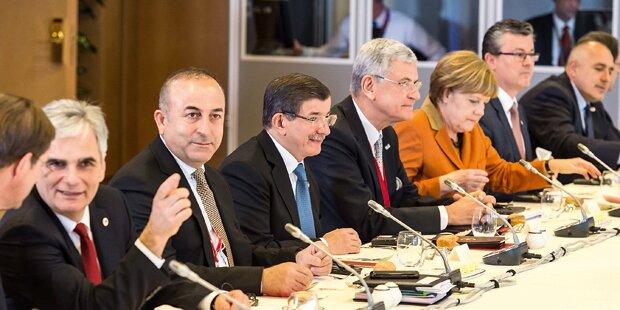 Asyl: EU wendet sich von Merkel ab