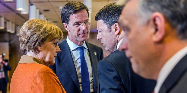 EU-Staatschefs beraten über Türkei-Forderungen