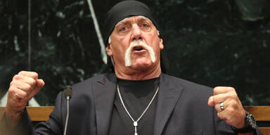 Hulk Hogan bekommt 115 Millionen Dollar