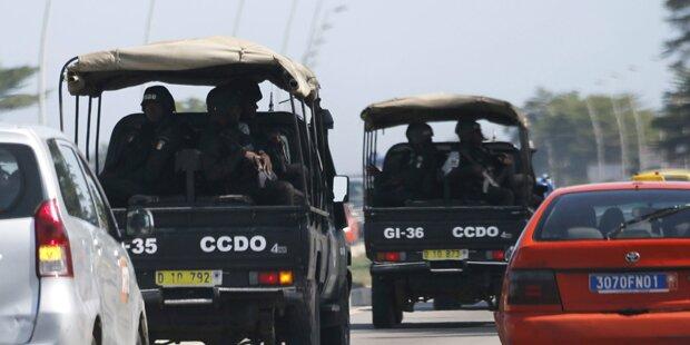 Elfenbeinküste: Mehrere Tote bei Anschlag auf Hotel