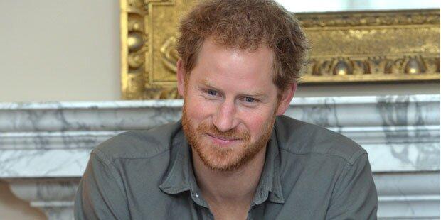 Prinz Harry will Vater werden