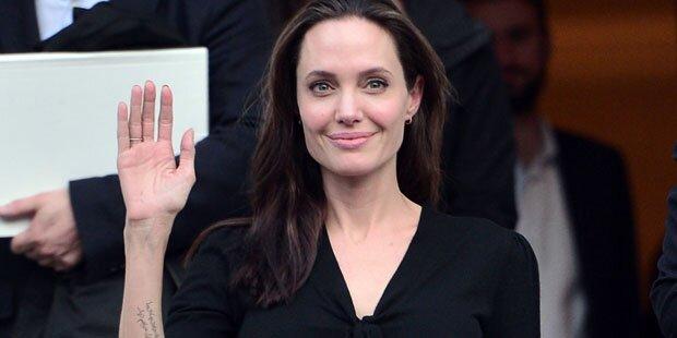 Angelina Jolie wiegt nur noch 36 Kilo