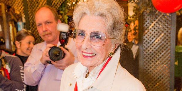 Trauer um Lotte Tobisch: Der stille Tod der Grande Dame