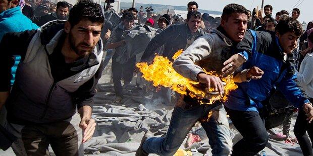 Idomeni: Das Horror-Lager wird zum Pulverfass