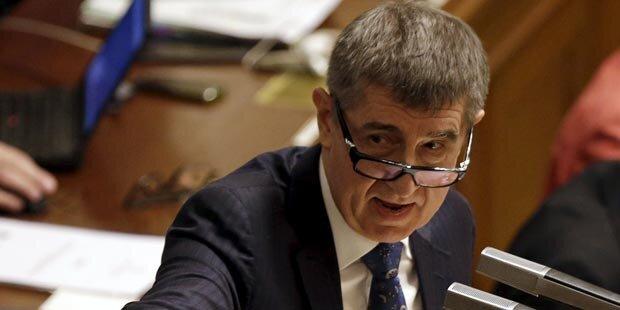 Tschechische Regierung überstand Vertrauensvotum