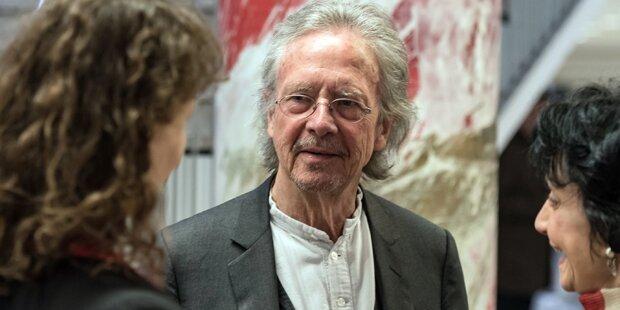 Handke: Preis für Europäische Literatur
