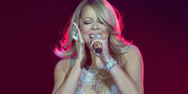 Carey: Meltdown auf der Bühne