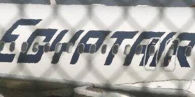 Flugzeug Egypt Air
