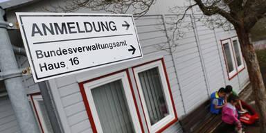 Flüchtlingsheim Deutschland