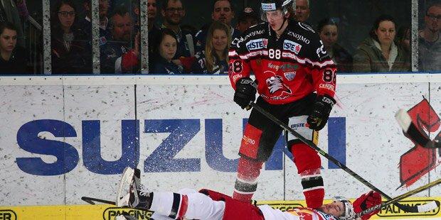Red Bulls Heimniederlage gegen HC Orli Znojmo