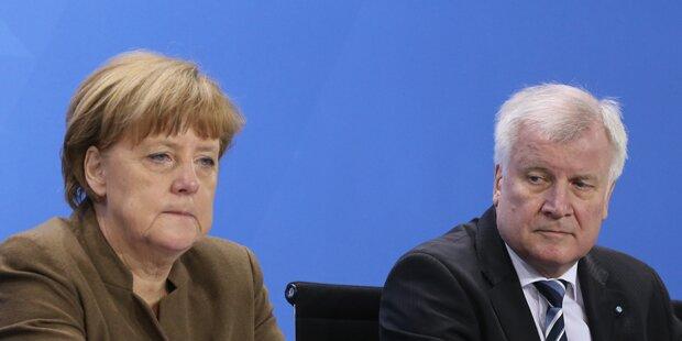 Merkel lässt Seehofer auf 3 Seiten abblitzen