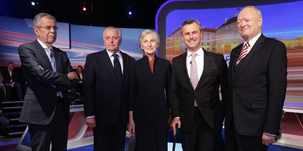 TV-Duell: Die Sieger, die Verlierer