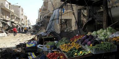 Mehrere Tote bei Luftangriffen in Syrien & Irak