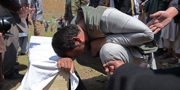 Anschlag in Kabul: Mehr Tote als befürchtet