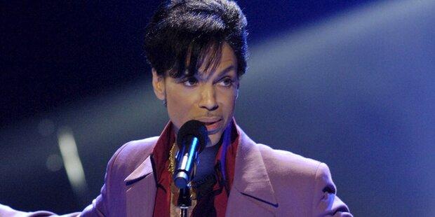 Gericht stoppt neue Prince-Songs