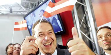FPÖ gewinnt, aber wenig!