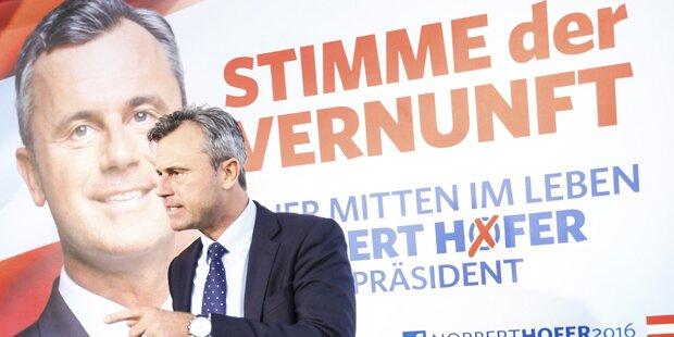 FPÖ gab 4,2 Mio. Euro für Wahlwerbung aus