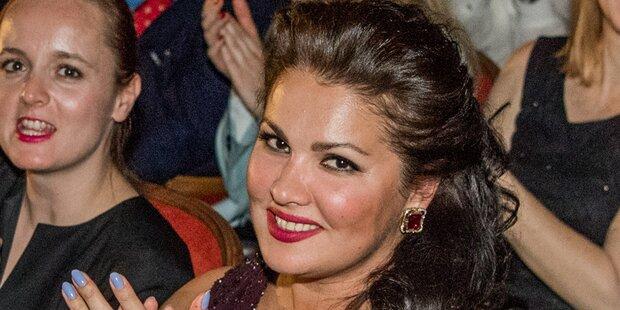 Wo versteckt sich Anna Netrebko?