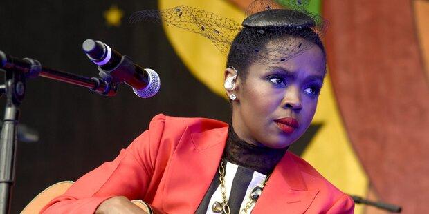 Lauryn Hill ließ Fans 2 Stunden warten