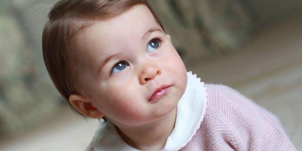 Baby Charlotte: Ihre irrsten Geschenke