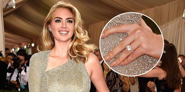 Supermodel Kate Upton hat sich verlobt