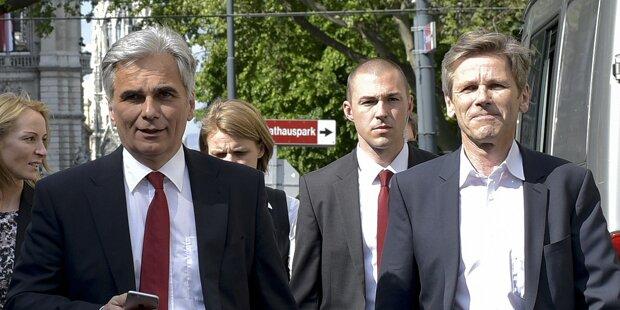 Werner Faymann: Das Interview nach dem Rücktritt